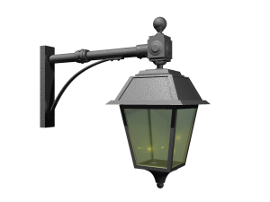 Proposed street light